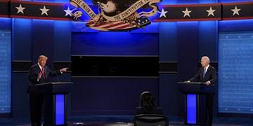 مناظره بایدن و ترامپ با سقوط ۱۰ میلیونی بیننده مواجه شد