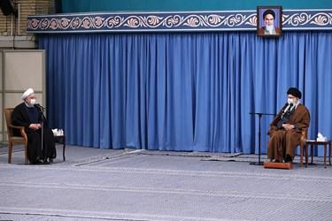 جلسه ستاد ملی مقابله با کرونا
