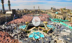 فارس من  مطالبه تغییر نام صحن جامع رضوی بهنام پیامبر اعظم(ص)