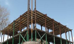 فارس من| تکمیل فاز اول ساختمان امامزاده حسین(ع) روستای نوروزی اعتبار ۲۵۰ میلیون تومانی نیاز دارد