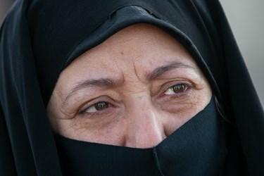 همسر جعفرآقا اتفاقات و درد و دل های این چند سال را برای خبرنگار بازگو میکند.