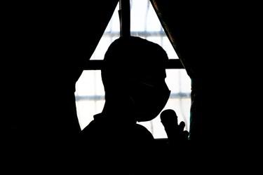 لحظه اعلام آزادی جعفرآقا توسط یکی از زندانیان