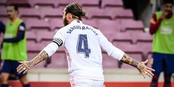کاپیتان راموس بهترین بازیکن الکلاسیکو