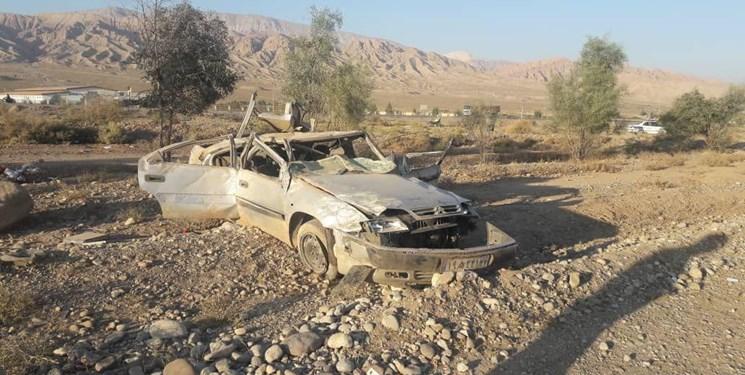 واژگونی زانتیا در محور گرمسار- آرادان با ۵ مصدوم   خبرگزاری فارس
