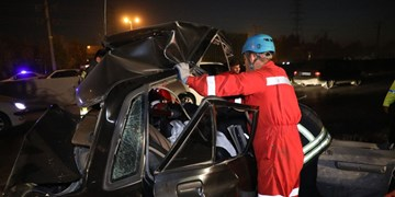 سه فوتی و سه مصدوم در سانحه رانندگی محور مرند-  جلفا