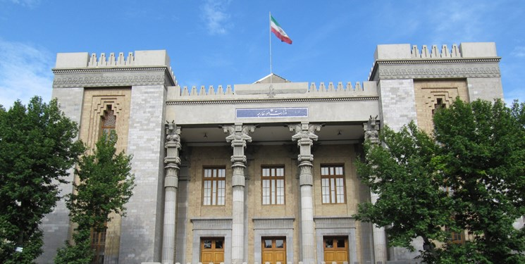 احضار کاردار موقت فرانسه به وزارت خارجه ایران