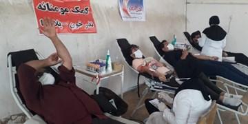 نذر پلاسما؛ هدیه مردم جنتشهرِ داراب به بیماران کرونایی