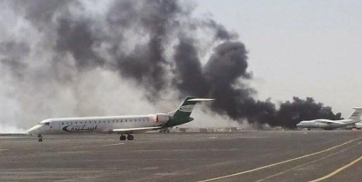 فرودگاه «ابها» در عربستان هدف حمله پهپادی قرار گرفت