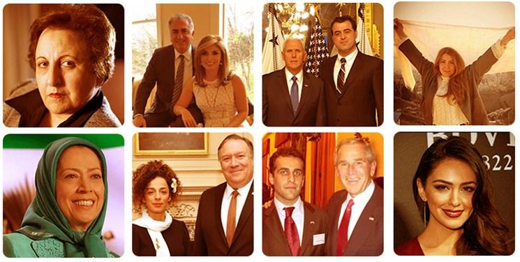 ایرانیهایی که خواهان تحریم ایران هستند