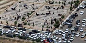 عدم رعایت پروتکلهای بهداشتی در بهشت رضوان مشهد/ سازمان فردوسها: نمیتوانیم جلوی مردم را بگیریم!