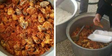توزیع بیش از ۳۵۰۰ پرس غذای گرم در شاهرود