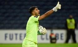هفته دهم لیگ پرتغال| پیروزی ماریتیمو با کلین شیت عابدزاده/گلزنی جانشین علیپور