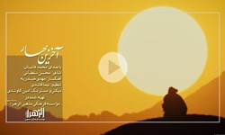 نماهنگ «آخرین بهار»| سالروز آغاز امامت حضرت ولیعصر(عج)