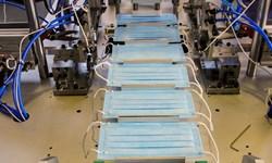 خودکفایی خراسانجنوبی در تولید ماسک با فعالیت ۴ واحد صنعتی