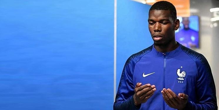 پوگبا به دلیل هتاکی مکرون برای تیم ملی فرانسه بازی نمیکند