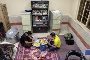 اردوی جهادی در دل روستاهای غیزانیه