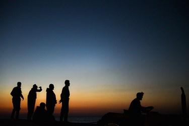صیادان  در شبانه روز میانگین بین ۴ الی ۳ بار صید میکنند