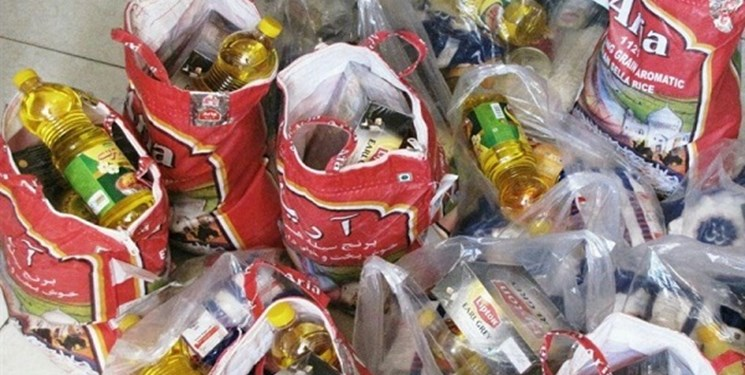 توزیع ۵ هزار بسته کمک معیشتی توسط سپاه شهرستان کارون