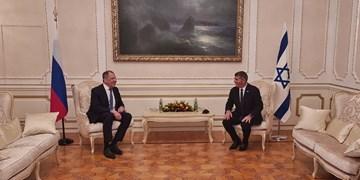 گفتوگوی وزیرخارجه رژیم صهیونیستی با همتای روس درباره ایران