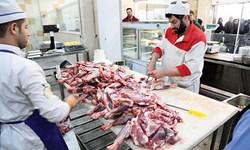 کاهش ۱۵ هزار تومانی قیمت گوشت گوسفندی