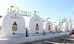 افزایش 34 میلیارد متر مکعبی استخراج گاز طبیعی در ازبکستان