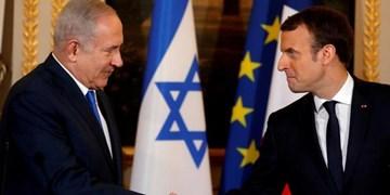 حمایت رژیم صهیونیستی از فرانسه در موضوع اهانت به پیامبر (ص)
