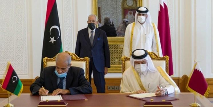 تفاهم امنیتی قطر و دولت وفاق ملی لیبی