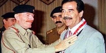 خبر مرگ «سایه» صدام آمد/«عزت» با ذلت به گور رفت