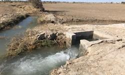 آغاز  عملیات اجرایی انتقال آب به مزارع کشاورزان سیستانی