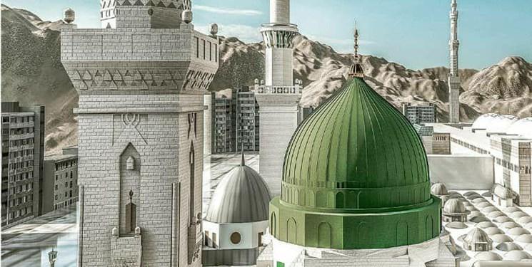نوسروده سعید نسیمی برای میلاد رسولالله/ و چون «اویس» ندیده شدم مسلمانت