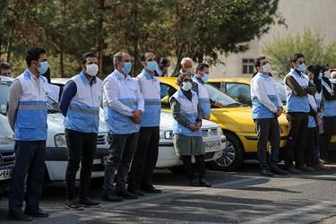اجرای طرح مشترک امنیت سلامت محور در سطح شهر تهران