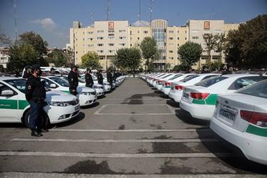 استفاده از ظرفیت پپلیس پیشگیری, یگان امداد و گشتی ها در اجرای طرح مشترک امنیت سلامت محور در سطح شهر تهران