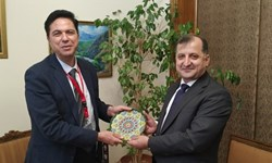 گسترش روابط محور دیدار مقامات تاجیک و مصر
