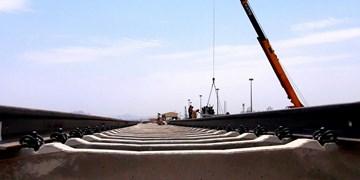 ریلگذاری مکانیزه 65 کیلومتر از راهآهن همدان-سنندج/تکمیل پروژه در سال 1400