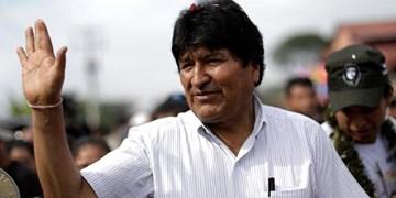 مورالس 19 آبان به بولیوی بازمیگردد