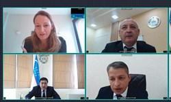 رایزنی مقامات ازبکستان و اتحادیه اروپا با محوریت طرحهای مشترک