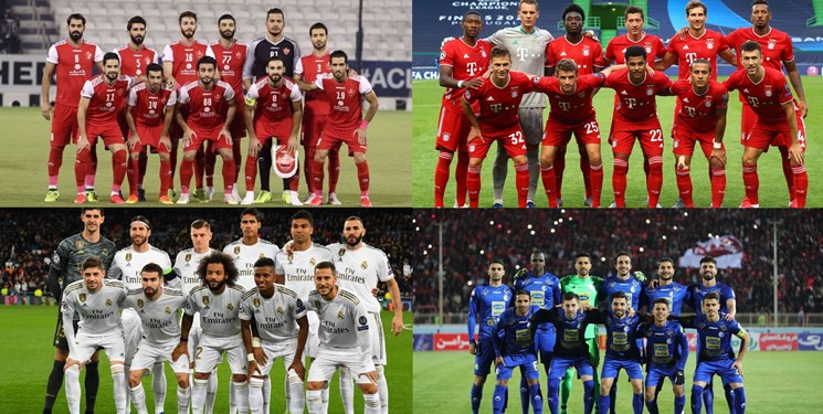 نقش «ثبات ترکیب» در موفقیت تیمها/ پرسپولیس مانند باشگاههای برتر اروپا و بیثباتی در جمع آبیها