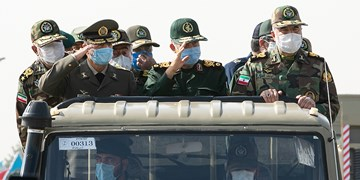 رونمایی از دستاوردهای بازسازی شده نیروی زمینی ارتش