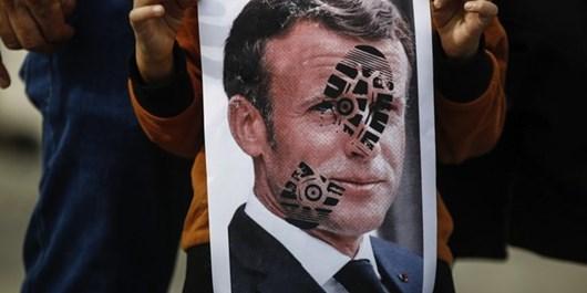 توهین رئیس جمهور فرانسه باعث انسجام بیشتر مسلمانان جهان شد