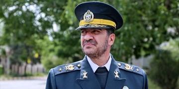 قرارگاه پدافند هوایی خاتم الانبیاء(ص) متولی امنیت فضای کشور است/ عصبانیت دشمن از وحدت ارتش و سپاه