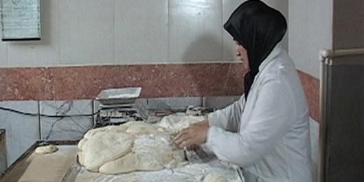 تلاش تعطیلی برنمیدارد/ وقتی بانوی نانوا نانآور خانه می شود