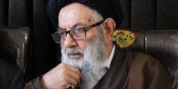 مراسم تشییع پیکر امام جمعه سابق ملایر در حرم مطهر رضوی برگزار شد