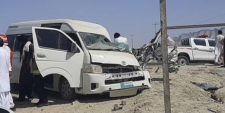 تصادف خودروی برخی نمایندگان منطقه آزاد چابهار/ مجلسیها آسیبی ندیدند