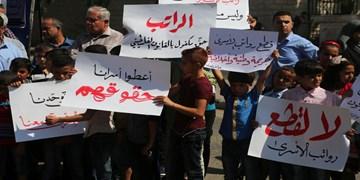ضربالاجل تلآویو به رامالله درباره قطع حقوق اسرای فلسطینی