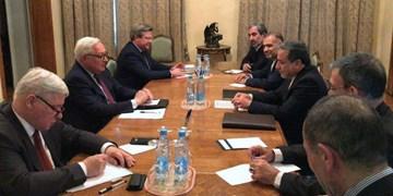 رایزنی های عراقچی با معاونان وزیر خارجه روسیه در مسکو