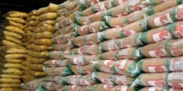 200 هزار تن برنج وارداتی در آستانه فاسد شدن/ معاون گمرک: وزارت صمت و بانک مرکزی برای ترخیص اهمال میکنند