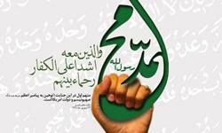 پویش همگانی «من محمد (ص) را دوست دارم» در سرخه اجرا میشود