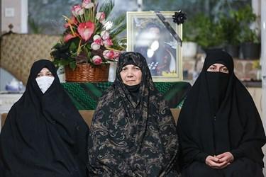 خانواده شهید امر به معروف محمد محمدی