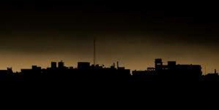 قطع برق در مناطق گستردهای از فلسطین اشغالی