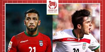 آغاز جدال آزمون با دژاگه برای کسب عنوان بهترین بازیکن جام ملتهای آسیا 2015+عکس
